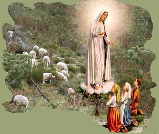 Día de la Virgen de Fátima